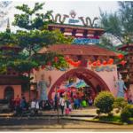 Semarak Imlek di Kampung Cina