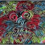 Lukisan dari Kotoran Sapi