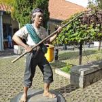 Bambu Runcing ditakuti lawan