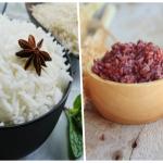 Kalian Tim Nasi Putih atau Nasi Merah ?